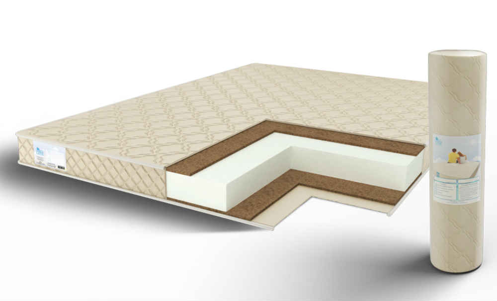 Матрас Duble Cocos Eco Roll Slim